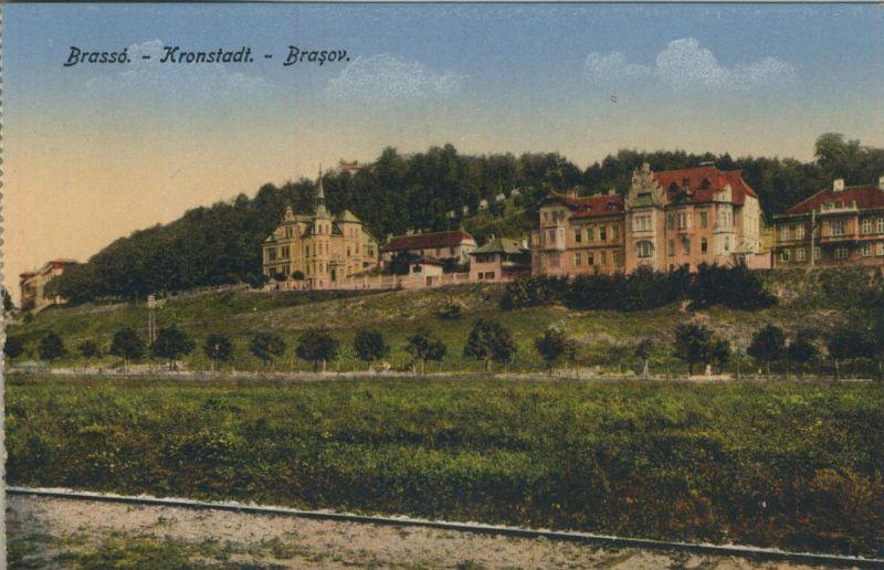 Brasso - Kronstadt v. 1916  siehe Foto !!   (53145)