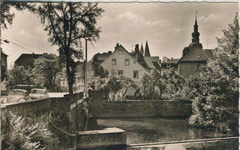 Lippstadt v. 1960  Teil-Stadt-Ansicht  (53423)