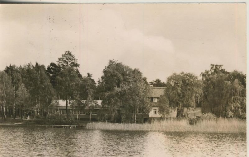 Byhleguhre v. 1961 Jugendherberge