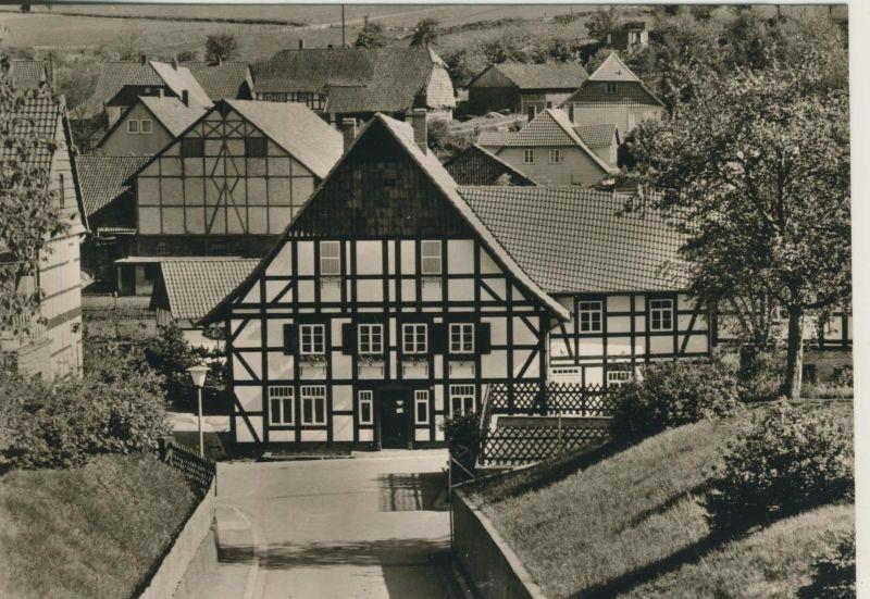 Ebergötzen v. 1965  Das Haus von