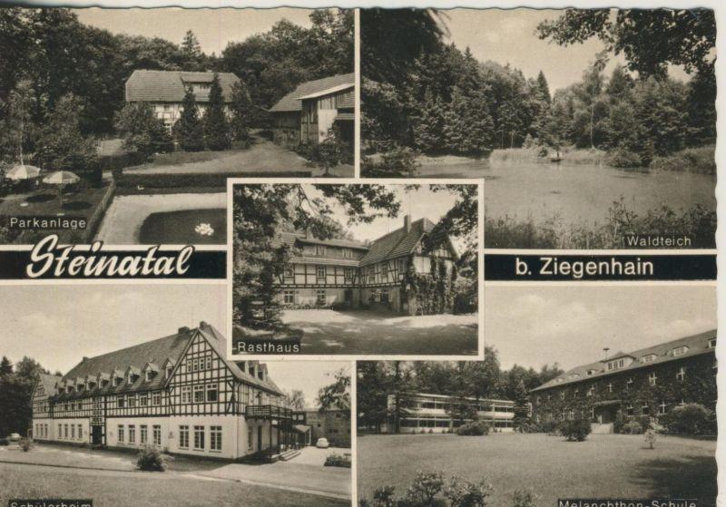 Steinatal v. 1968  Rast & Pensionshaus