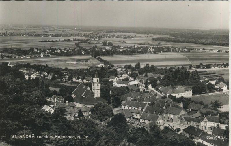 St. Andrä v. 1963  Dorfansicht  (53992)