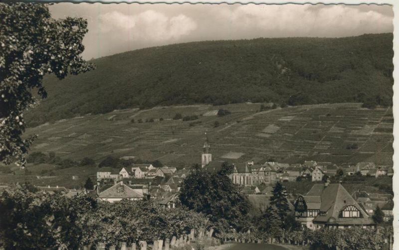 St. Martin an der Weinstrasse v. 1956  Dorfansicht (53996)