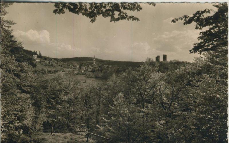 Oberreifenberg v. 1958  Teil- Dorfansicht (53997)