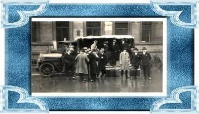 Auto v.1929. .Personen-Taxi (8329)