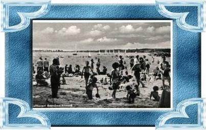 Arendsee / Altmark v.1954 Strandleben (8370)
