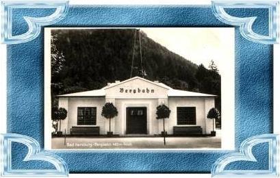 Bad Harzburg v.1935 Bergbahn (8382)