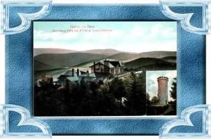 Goslar v.1924 Steinberg & Turm (8499-10)
