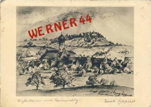 Baden-Württemberg v. 1957  siehe Foto !! (27487)