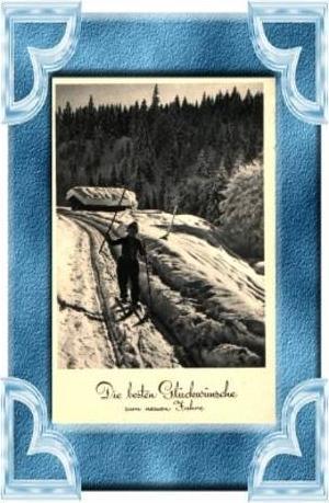 Winter.v.1935 Ski laufen (8300)