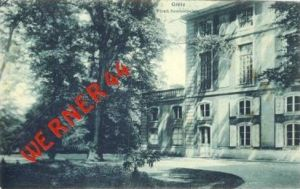 Greiz v. 1914  Fürstl. Sommerpalais  (7088)