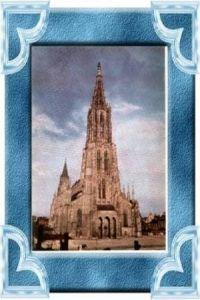 Ulm v.1936 Ulmer Münster (11745)