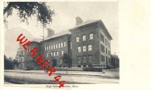 Malden v. 1910  High School  ( 35815)