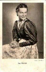 Ilse Werner v.1952 .(15307)