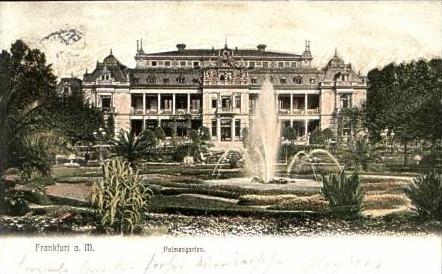 Frankfurt v.1904 Palmgarten (16121) 0