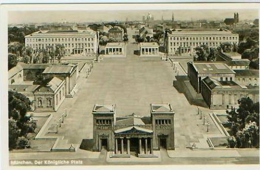 München v.1937 Königliche Platz (18896)