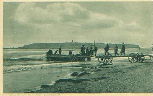 Helgoland v.1920 Einboten.(19193) 0