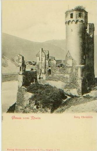 G. v. Rhein v.1902 Burg Ehrenstein (19365) 0