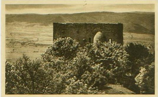 Lobedaburg v.1922 Ruine der Lobedaburg (19442) 0