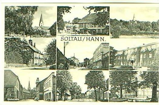 Soltau v.1939 9 Ansichten .(20090) 0