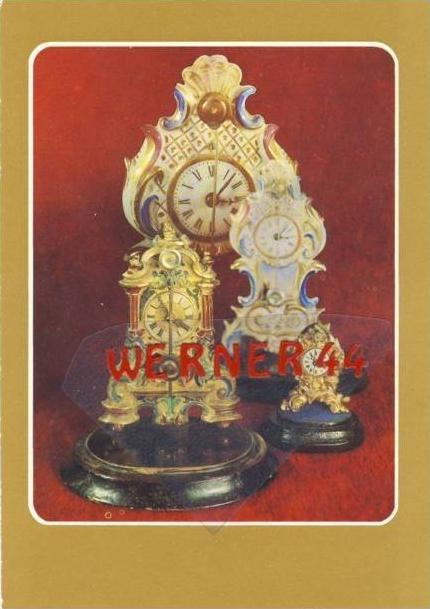 Uhr v. 1800 Drei Wiener Zappler (23538)