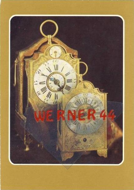 Uhr v. 1765 2 Reiseuhren (23539)