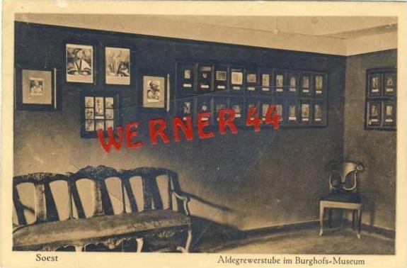 Soest v. 1925 Aldegrewerstube im (23548-27)