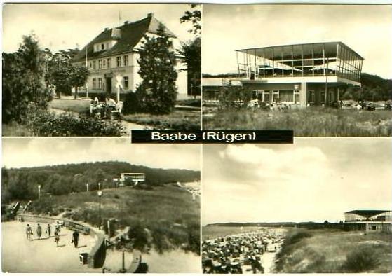 Baabe v.1969 4 Ansichten (22391)