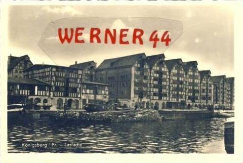 Königsberg v. 1936 Lastadie (23680)