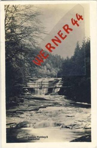 Riesengebirge v. 1938  Mummelfall  (23758)