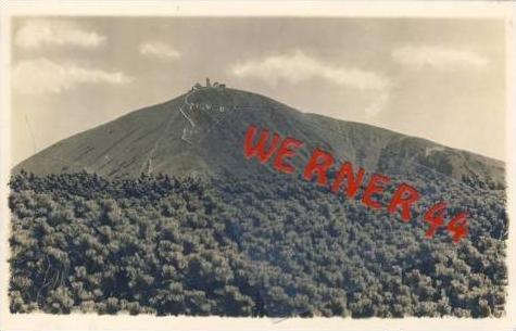 Riesengebirge v. 1934  Die Schneekoppe  (23773)