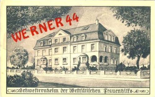 Soest v. 1936 Schwesternheim der Westfälischen Frauenhilfe (23907)