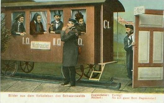 Schwarzwald v. 1910 Bilder aus dem Volksleben... (23961)
