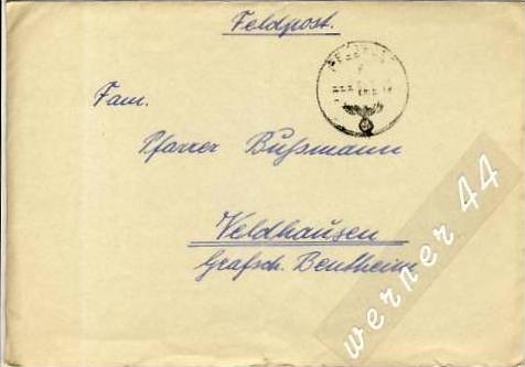Veldhausen,Grafschaft Bentheim v. 1940  Pastor Busmann  (26441)