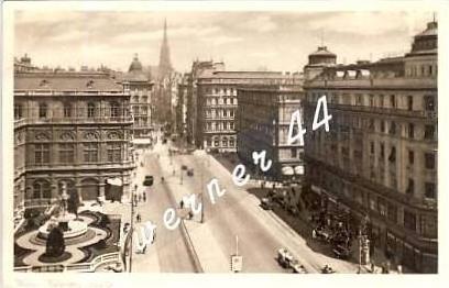 Wien v. 1930  Kärtnerstrasse   - siehe Foto  (26745)