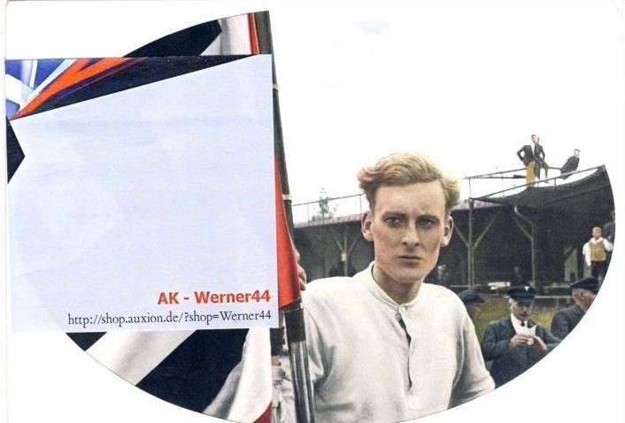 Sammelwerk Nr. 8  v. 1934  Die Fahne flattert  -- siehe Foto !!  (32187)