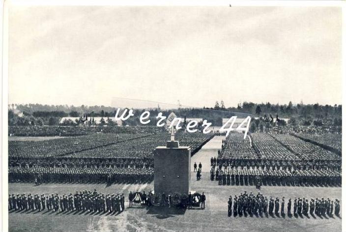 Sammelwerk Nr. 15  v. 1935   Das Heer der Arbeit, Reichsparteitag 1935 -- siehe Foto !!  (32193)