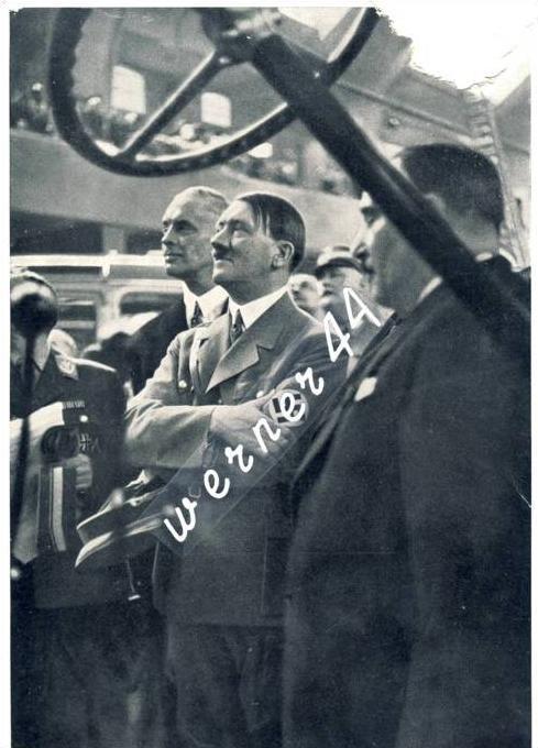 Sammelwerk Nr. 15  v. 1935 A.H.- Intern. Automobilausstellung in Berlin mit Protektor- siehe Foto !!  (32199-15)