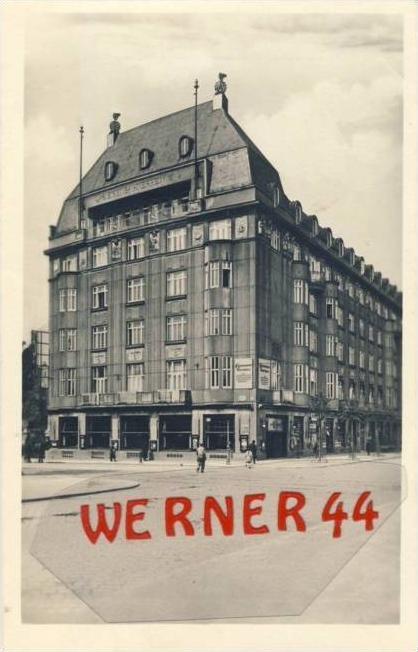 Wien ? v. 1940  Eisenbahnerheim  --  siehe Foto !!   (35245)