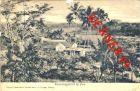 Kamponggezicht op Java v. 1918 --  siehe Foto !!   (35260)