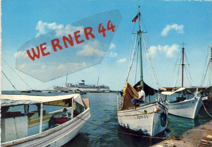 Nierderlande v. 1979  Passenger Liner Aruba N.A.  --  siehe Foto !!   (35155)
