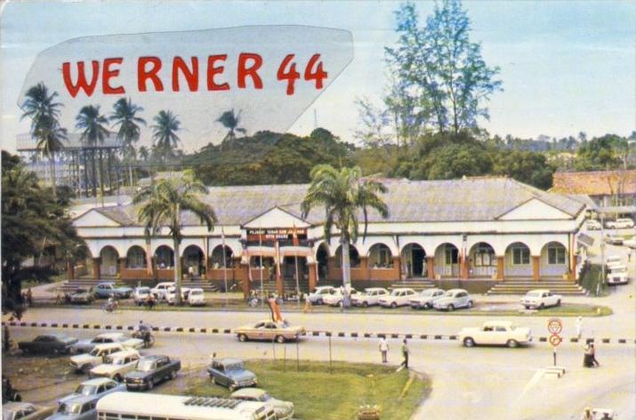 Banguhar Pejabat Tanah v. 1978  Rota Bharu Kelantan --  siehe Foto !!   (35158)