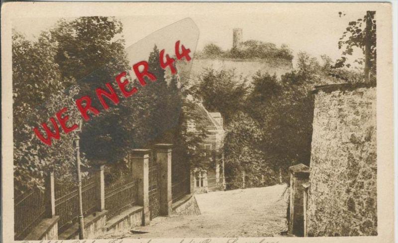 Bielefeld v. 1926  Blick vom Johannisberg auf die Burg Sparenberg  --  siehe Foto !!   (36479)