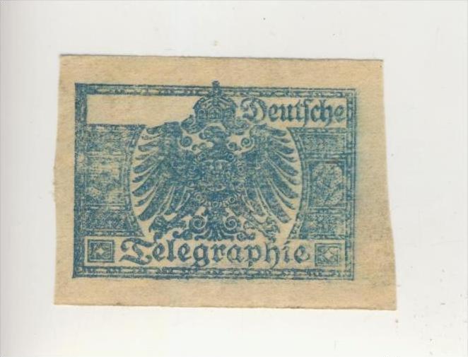 Deutsches Reich ca. 1900  Deutsche Telegraphie    (217)