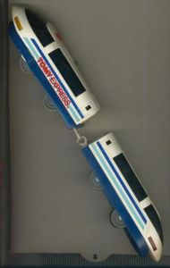 Tomy Express - Doppel-Lok v. 1988  --- siehe Foto !!   (12)