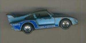 Matchbox v. 1983 Porsche 335 --  siehe Foto !!    (31)