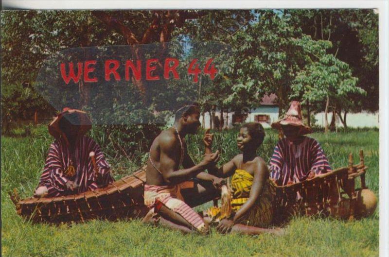 Ghana v. 1976  Lover`s Dance ---  siehe Foto !!   (29048)