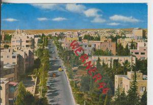 Amman v. 1964  Jebel Amman (Teil-Stadt-Ansicht)--  siehe Foto !!   (29060)