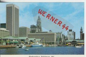 Baltimore v. 1982  The inner Harbor  ---  siehe Foto !!   (29107)