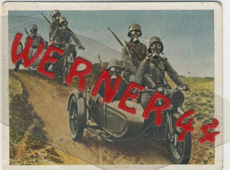 Constantin - Dresden,Die deutsche Wehrmacht, Bild 126 -- Sammelbild   (2)